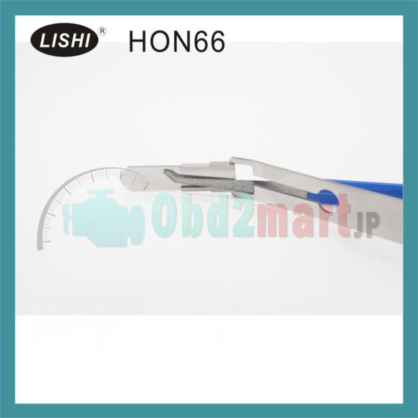 LISHI HON66 Lock Pick for Honda   ホンダ対応