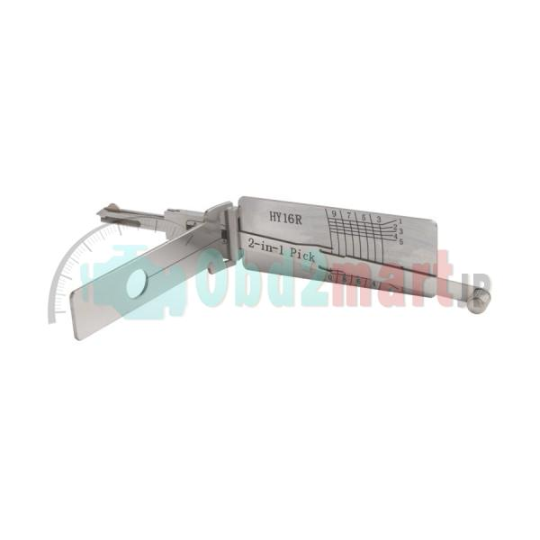 Hyundai HY15 HY16R 2 in 1 auto pick and decoder