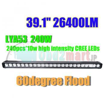 240W Cree 18000 LM SUV ATV Jeep 4x4 Offroad Led Driving Led Work Light Bar - 40