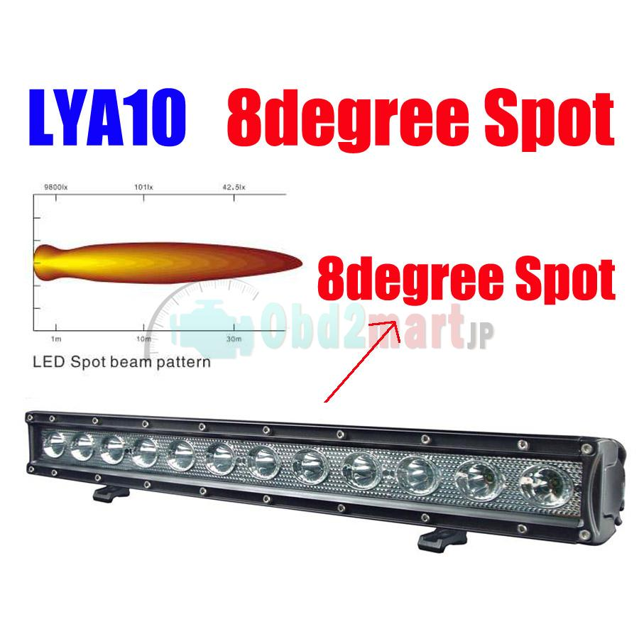 HML-B1060 20 inch 60W CREE LED Light bar FLOOD light SPOT light WORK light off road light 4wd boat