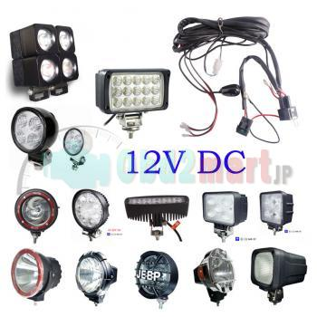Spot/Flood LED/HID Work Driving light Wiring Loom Harness 12V 40A Switch Relay Driving Light off road spotlights JEEP SU