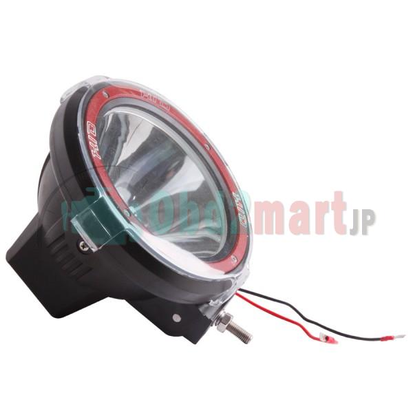 2PCS 75W 7&Inch HID XENON DRIVING LIGHTS SPOTLIGHTS/FLOODLIGHTS OFFROAD Lights 12V 24V 6000K
