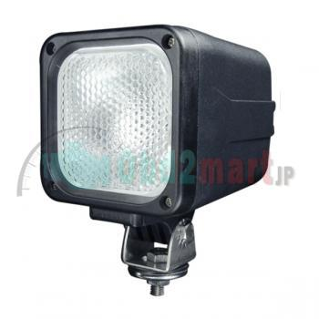 55W HID XENON DRIVING WORK LIGHTS 6000K Wide flood Beam D2 TRUCK BOAT UTE AVT 12V 24V White
