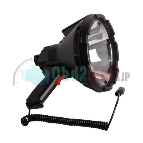 55W HID Handheld Hunting Fishing Spot light Spotlight Off Road H1 12V 24V 6000K White