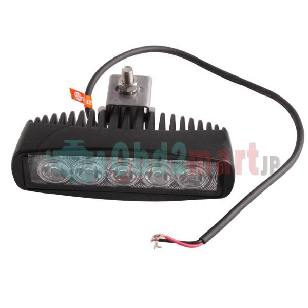 High quanlity 15W 1050LM spot/flood led work light bar tractor driving lamp DRL
