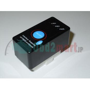 日本語マニュアル スイッチ付き 超小型ELM327 OBD2スキャンツール