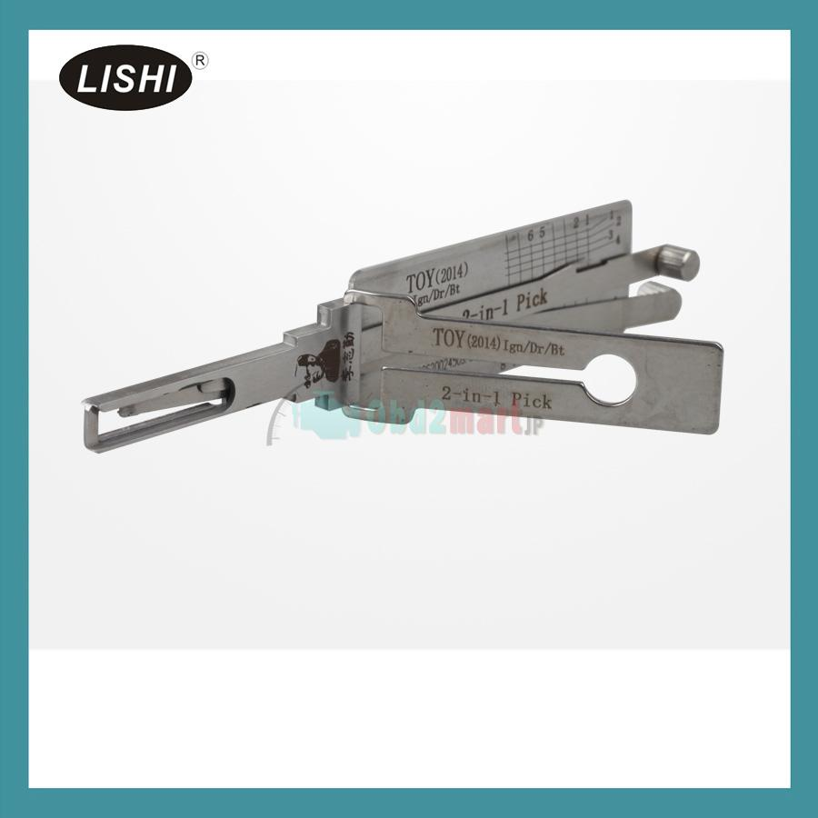 LISHI TOY(2014) 2 in 1 Auto Pick and Decoder for TOYOTA