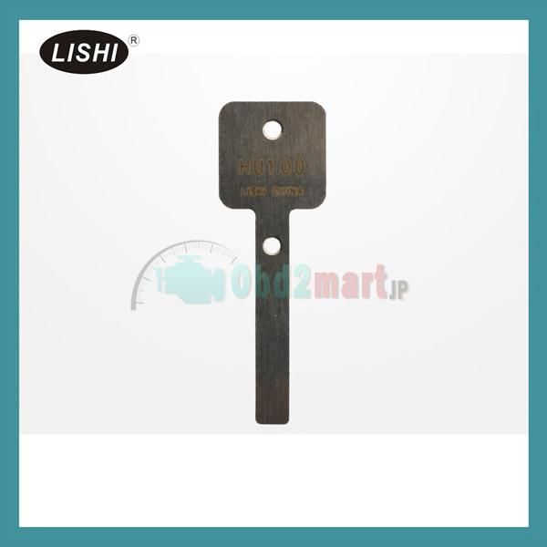 LISHI Decoder picks for new OPEL HU100